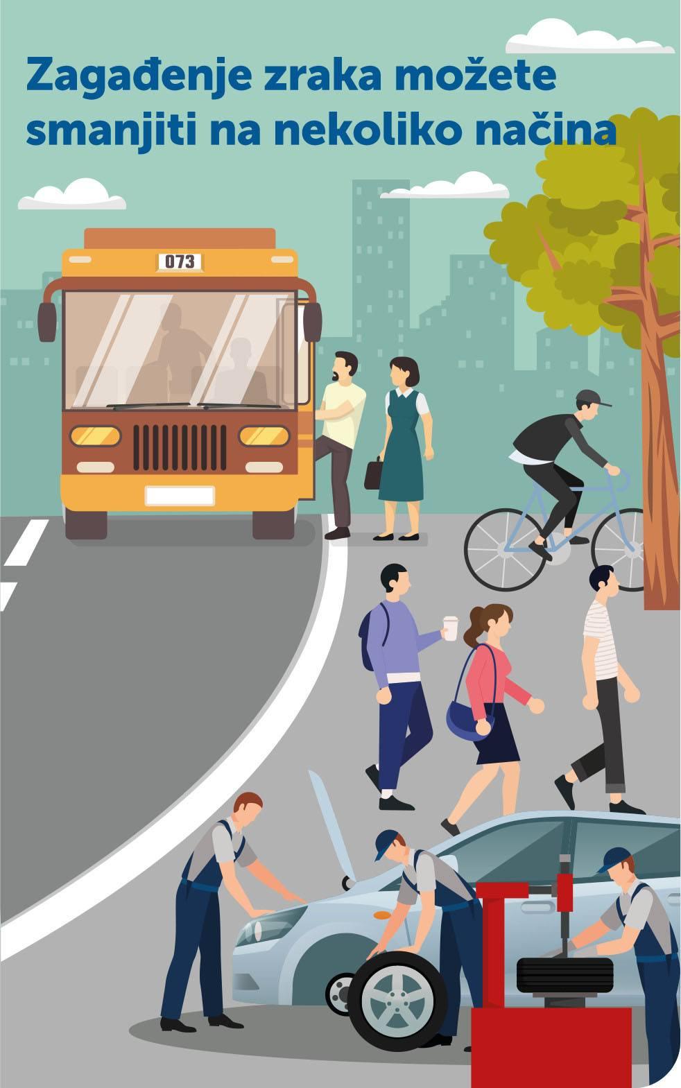 Savjeti za saobraćaj